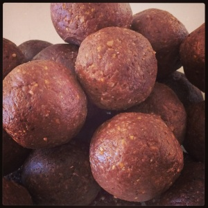 Bee Pollen Bliss Balls